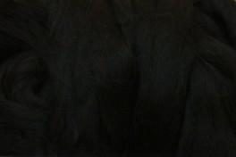 Viskozės pluoštas, juodas, kodas DVS201, 20 g
