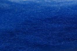 Australian Merino tops 20,5 µm, royal blue, code AMS114, 100 g