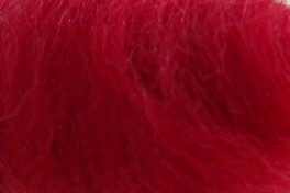 Australian Merino tops 20,5 µm, cardinal red, code AMS132, 100 g