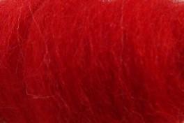 Australijos Merino sluoksna 20,5 µm, ryškiai raudona, kodas AMS133, 100 g