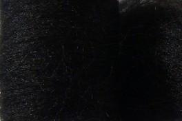 Australijos Merino sluoksna 18 µm, juoda, kodas AMS2009, 100 g