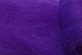 Australijos Merino sluoksna 18 µm, purpurinė, kodas AMS2004, 100 g