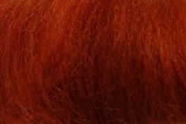 Australijos Merino sluoksna 18 µm, rūdžių spalvos, kodas AMS2011, 100 g