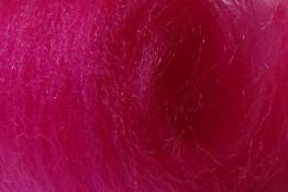 Australijos Merino sluoksna 18 µm, rožinė, kodas AMS2015, 100 g