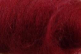 Australijos Merino sluoksna 18 µm, tamsiai raudona, kodas AMS2016, 100 g