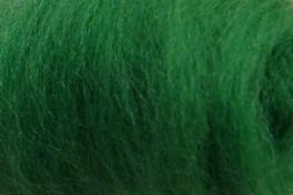 Australijos Merino sluoksna 18 µm, žolės spalvos, kodas AMS2038, 100 g