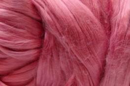 Mulberry šilko gijos, rožinė, kodas DMS102, 5 g