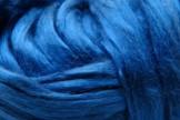 Mulberry šilko gijos, kobalto spalvos, kodas DMS104, 5 g