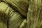 Mulberry šilko gijos, samanų žalia, kodas DMS106, 5 g