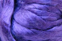 Mulberry šilko gijos, tamsiai violetinė, kodas DMS114, 5 g