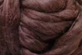 Mulberry šilko gijos, deep brown, kodas DMS121, 5 g