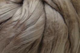 Mulberry šilko gijos, šviesiai pilkos, kodas DMS122, 5 g