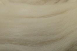 Alpakų sluoksna, natūraliai balta, kodas ASN10, 100 g