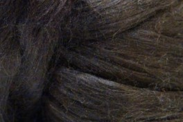 Mulberry šilko gijos, juodos, kodas DMS108, 5 g