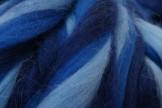 Multicolor Australian Merino tops 20,5 µm, red tones, code AMC101, 100 g