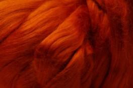 Mulberry šilko gijos, oranžinė, kodas DMS109, 5 g